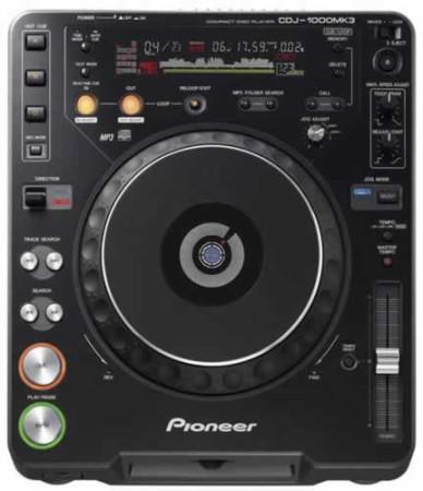 pioneer cdj1000mk3*open box