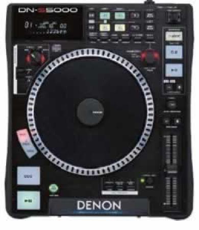 denon dj dn-s5000  new