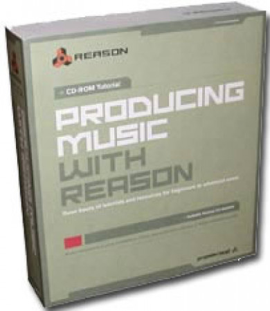 propellerhead reason2-0-tutor