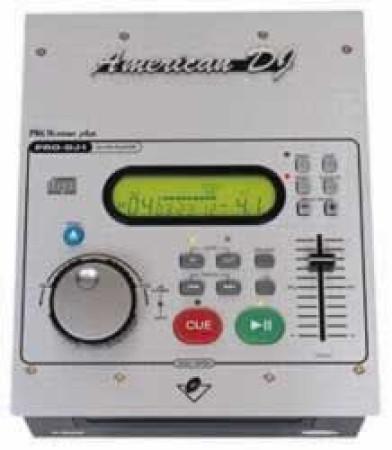american audio pro-dj1