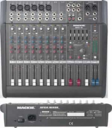 mackie dfx-12
