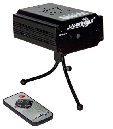 laserworld el100rgmicroir
