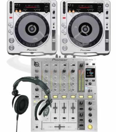 pioneer cdj800-kit2