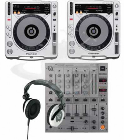 pioneer cdj800-kit