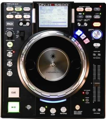 denon dj dnhs5500  new