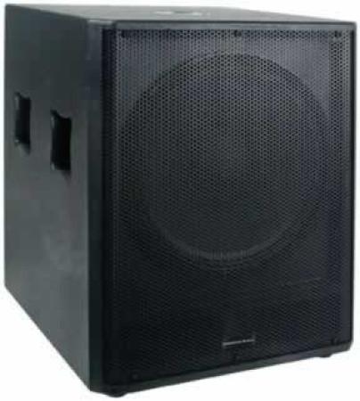 american audio psw15