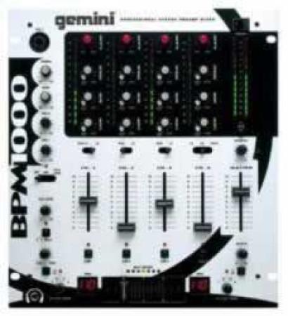 gemini bpm-1000