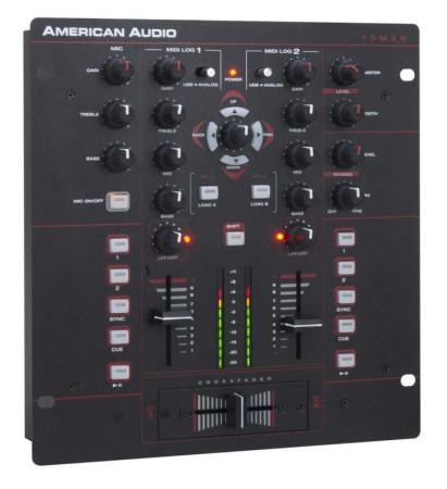 american audio 10mxr