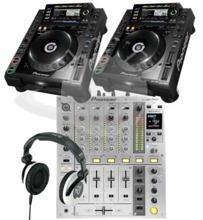 pioneer cdj2000-kit2