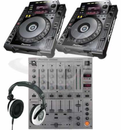 pioneer cdj900-kit