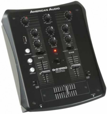american audio qd1pro