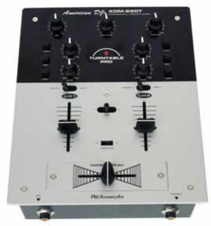 american audio xdm-250t
