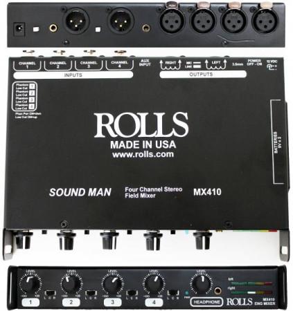 rolls mx410