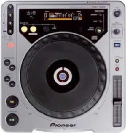 pioneer cdj800    new