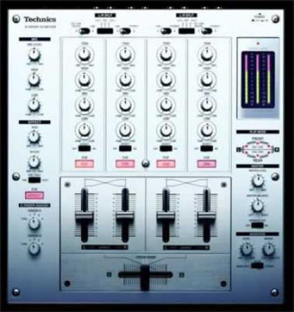 technics sh-mz1200 silver