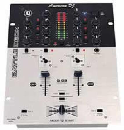 american audio q-d3