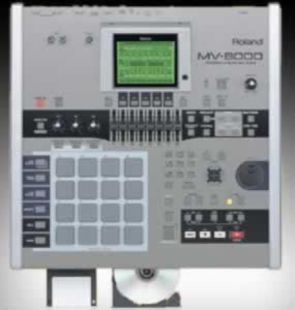 roland mv-8000   new