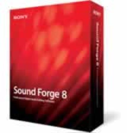 sony soundforge8