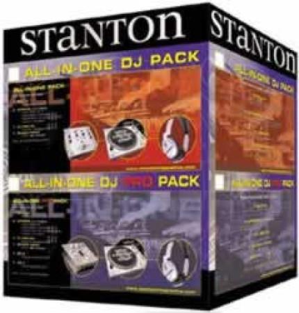 stanton all-in-one-djpak