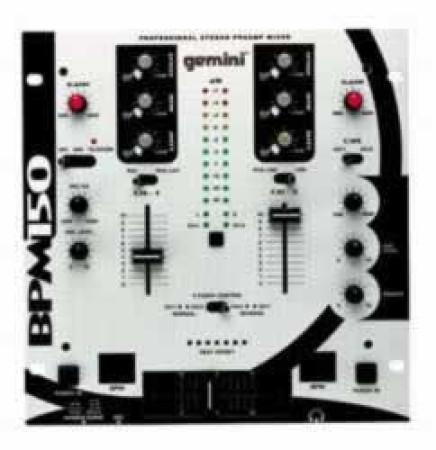 gemini bpm-150