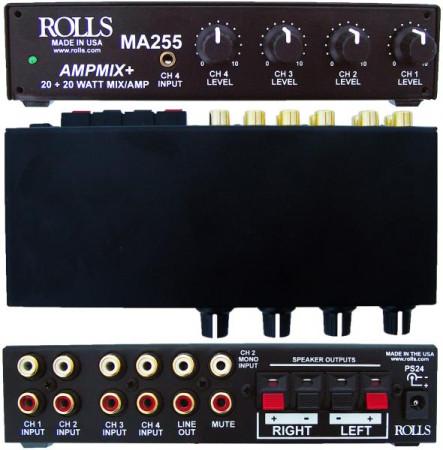 rolls ma255