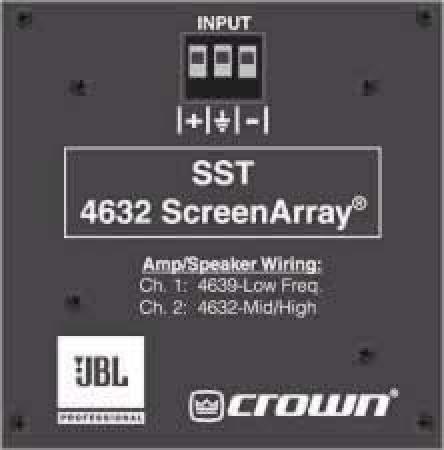 crown sst-4632