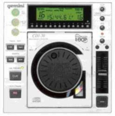 gemini cdj-30    new