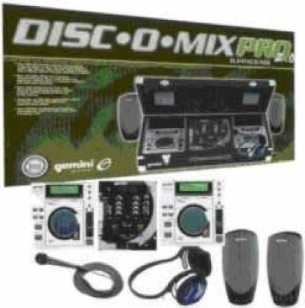 gemini discomix-pro-2.0