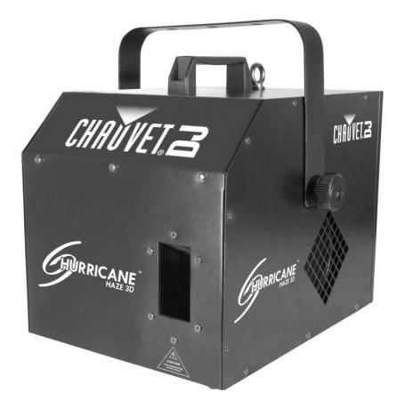 chauvet hhaze3d   *openbox