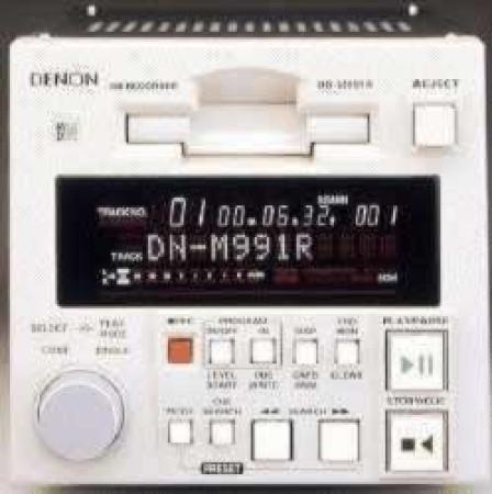 denon professional dn-m991rm