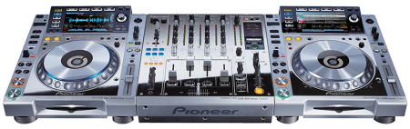pioneer cdj-djm-platinum