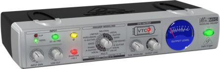 behringer mic800    new