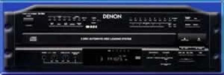 denon professional dn-h800   new