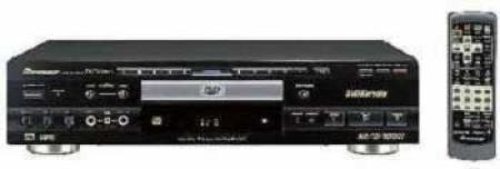 pioneer dvd-v550