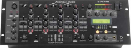 american audio qfxpro