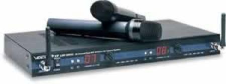 vocopro uhf-2800  band a