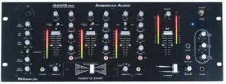 american audio q2422mkii silver
