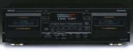 denon professional drw-585p