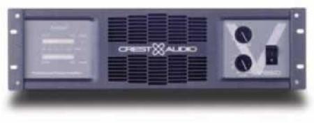 crest audio vs-650    new