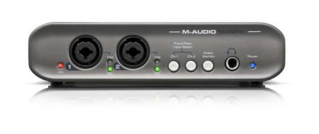 m-audio mobilepre2