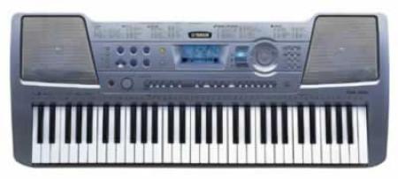 yamaha psr 290 61 key educational midi keyboard planet dj. Black Bedroom Furniture Sets. Home Design Ideas