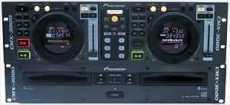 pioneer cmx-3000  *blemish