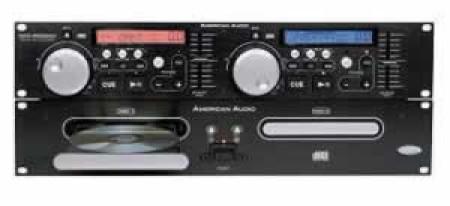 american audio dcd-pro240new