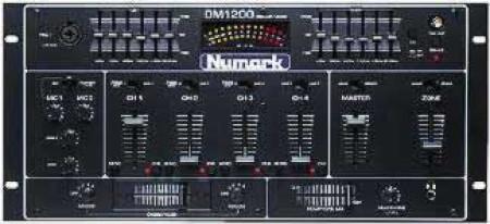 numark dm1200    new