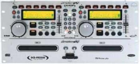 american audio dcd-pro500