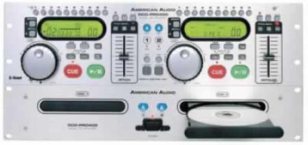 american audio dcd-pro400new