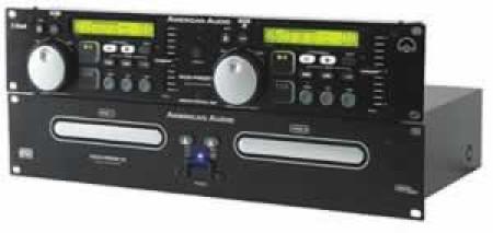 american audio dcd-pro210new