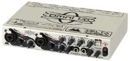 m-audio omni-io