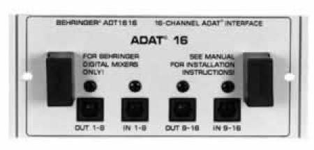 behringer adt1616
