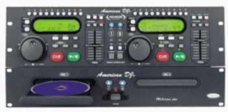 american audio dcd-pro300